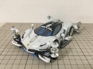 8号車(MA フェスタジョーヌ)