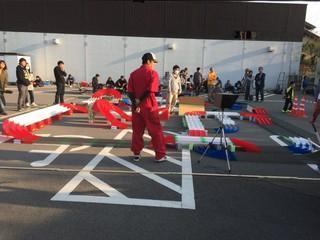 SMC cup ガラクタ鑑定団小山店駐車場