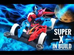 super X in BUILD👊