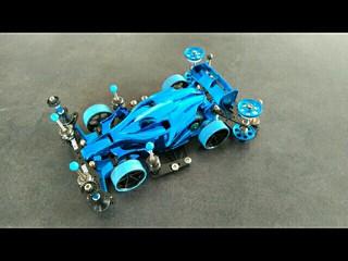 Ciarcia'special blue chrome