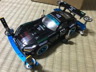 ジルボルフ零 改弐 KGRモデル改