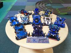 K.R.project、ミーティング