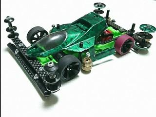 VSヒクオ (サンダーショットjr緑) ver1.3解体済み