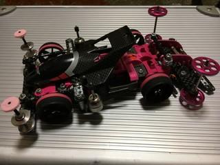 pink & Black MSフレキ