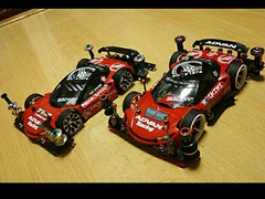 ADVAN Racing2号機