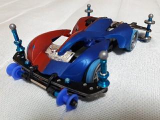 スピンバイパー(赤+青)