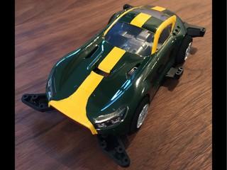 SILWOLF Lotus38 Model