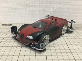 5号車(S2 TRFワークスJr.)