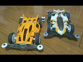 どノーマル実験車たち 練習用
