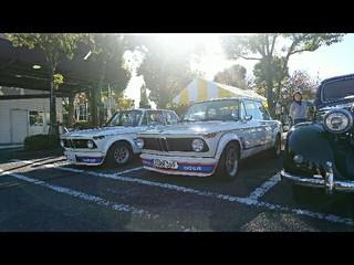 クラシックカーパレード