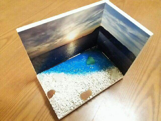 チェックボックス(海辺仕様🌊)