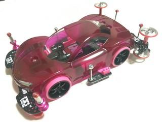 ピンクのライキリ改良版!