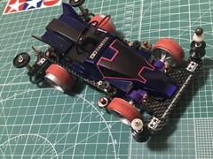 SUPER2 2015製作マシン