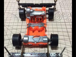 VS蛍光オレンジ 2015製作マシン