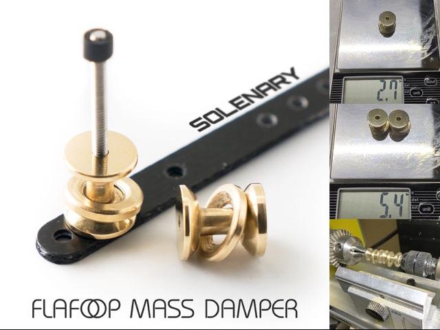 Flafoop Mass Damper