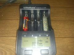 充電器29台目 LiitoKala Lii-500