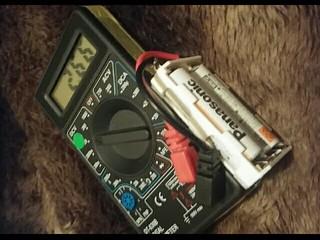 激安電圧計サイコー