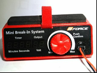 G FORCE  Mini Break−In System