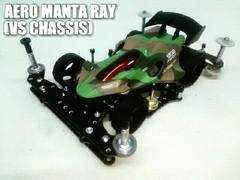 AERO MANTA RAY (VS CHASSIS) 迷彩