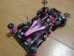 新車作ったニョ〜(一週間前に作ったニョw)