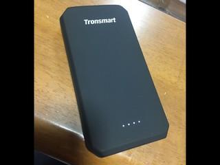 Tronsmart  モバイルバッテリー  6A出力!