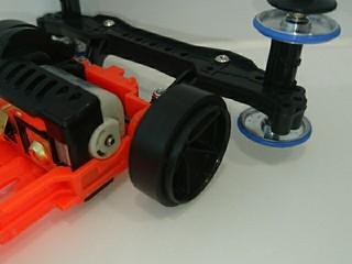 ツルツルタイヤ 大径スーパーハード干しタイヤ