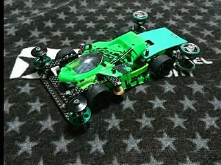 MSフレキ (サンダーショットjr緑)