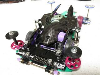 FMAR サンダーショット ブレーキ試作マシン