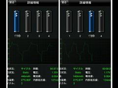 X4 サイクル充電