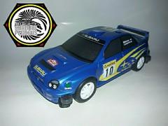 19701 SUBARU IMPREZA WRC 2002