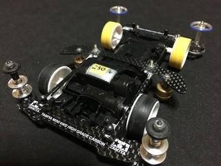 FM-Aテスト車両
