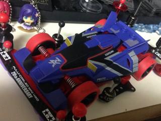 プロトエンペラーZX(シャーシ変更)