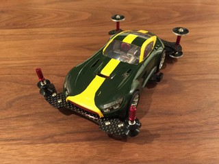 SILWOLF Lotus38 Model
