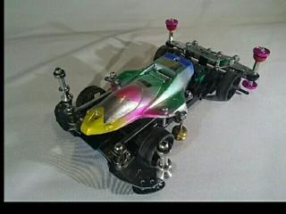 TRー1(ラジ四駆)サンダーショット