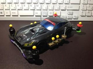 ジルボルフ AMG GTR