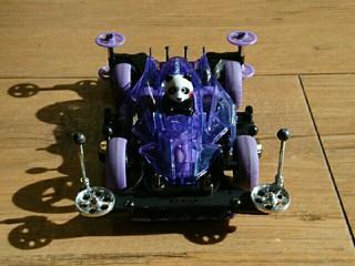 6.1号車:デクロス無加工車(MA)
