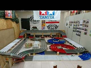 アメリカンパラダイス浪館店 2月レース用コース