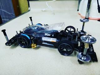 ビギナーフレキ3号機製作開始!