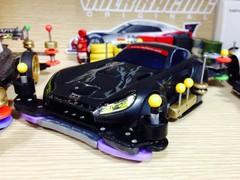 ジルボルフ AMG GTR 大解剖!!!