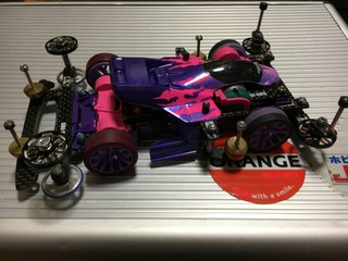 FMVS pink & purple