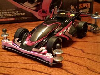 40号車 S2専用レース大会に使用するマシン