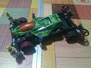 FMTRー1 ラジ四駆 サンダーショット