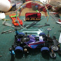 R.A.W viet nam racing team