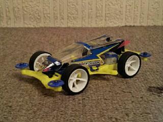 49号車 プラローラー限定レース用のマシン