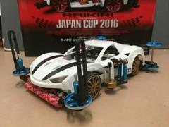JAPAN CUP2016 MS RAIKIRI