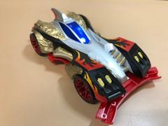 TRY DAGGER WILD X-NAV(未完)