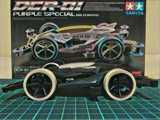 DCR-01 BLACK