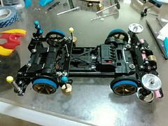 ヒクオX 試作車