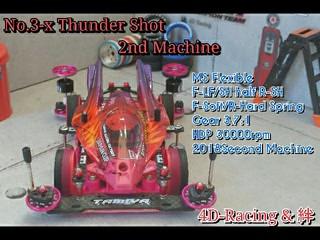 4D-Racing No.3-X MS-F 2018ver