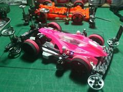 AR ピンク